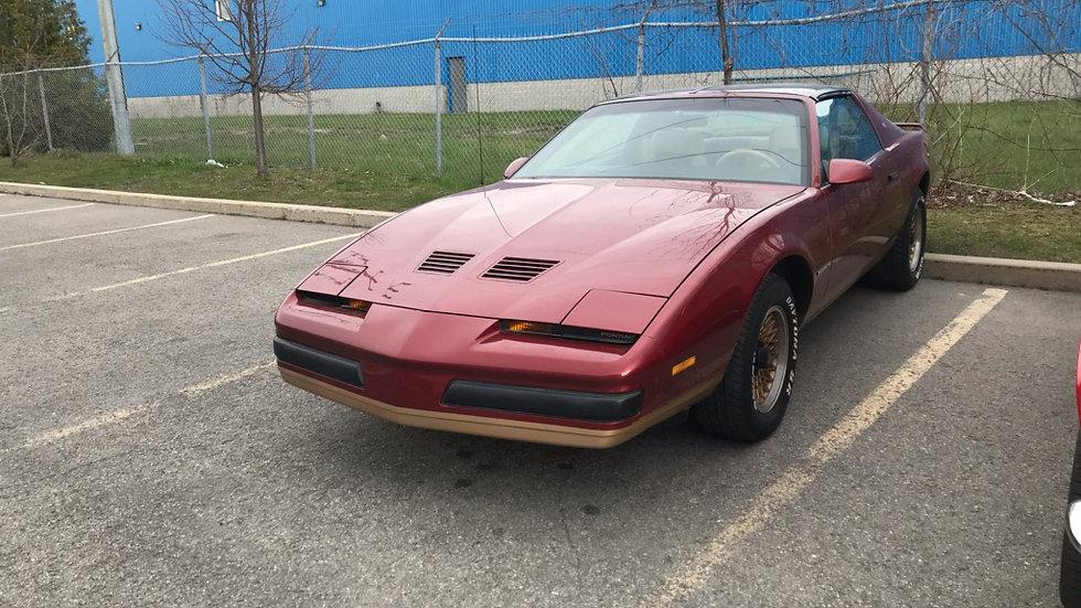 Pontiac Trans-Am 1986