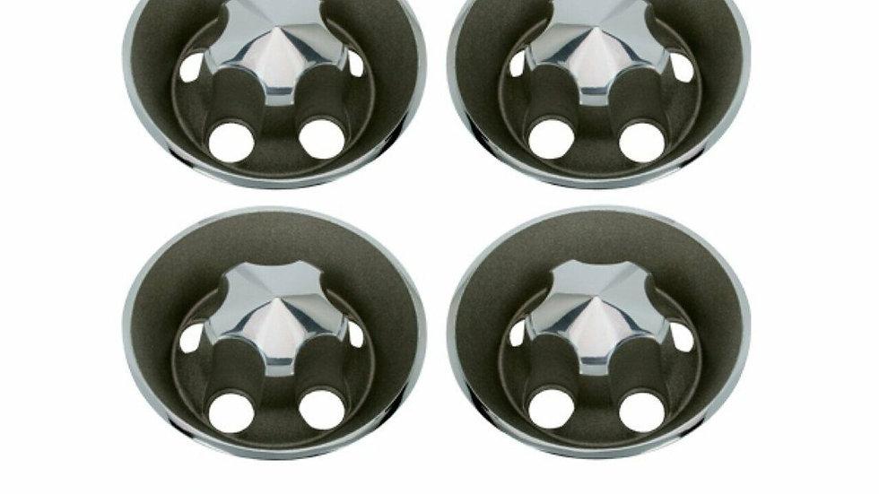 Ensemble de 4 centres de roues Mopar 72-74 A Body5 X 4