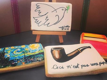 Fine Art Cookies