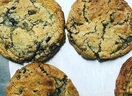 Chocolate Chip Cookies-A Little History & Comfort