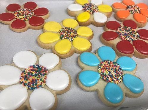 Half Dozen Sugar Cookies