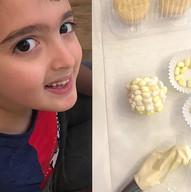 Thanksgiving Dinner Cupcake Class