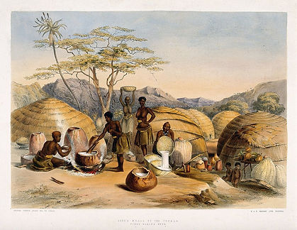 Authentic Cultural experiences, rural Africa