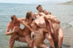 Beach Orgies.