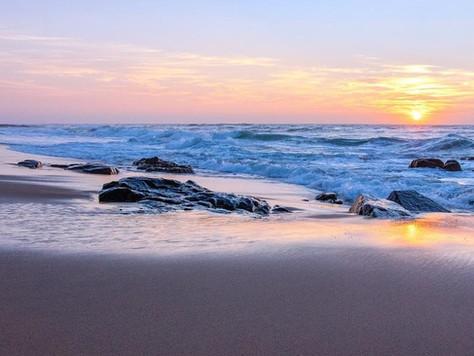 Awe-inspiring Blue Flag beaches on Amatungulu Tours.