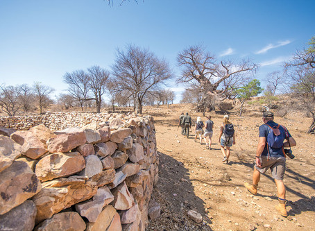 "Thulamela in Kruger Park, a ""technologically sophisticated community who had trade links with t"