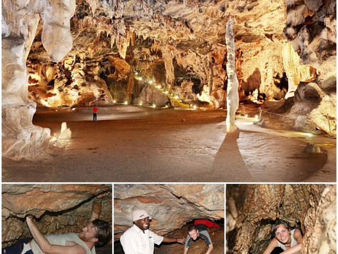 Discover the Caves of South Africa: Part 1