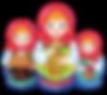 Матрешка, матрешки, торгоая сеть, продуктовый дискаунтер