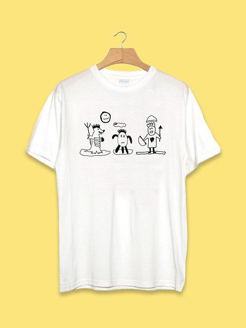 Camiseta Mostrinhes