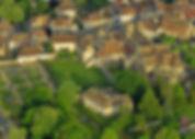 vue aerienne souvigny