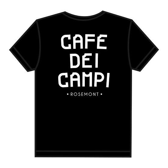 T-Shirt logo Café Dei Campi