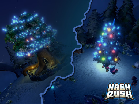 Hash Rush — Merry Nack'mas 2020! [Winter Event]