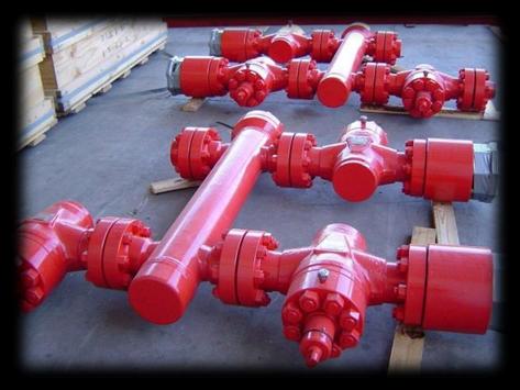 Drilling Standpipe