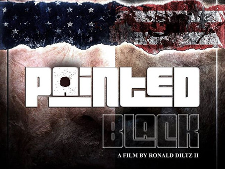 """""""PAINTED BLACK"""" STREAMING ON AMAZON PRIME"""