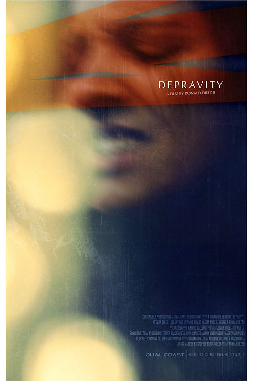 DEPRAVITY DVD