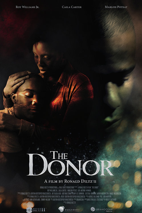 THE DONOR DVD