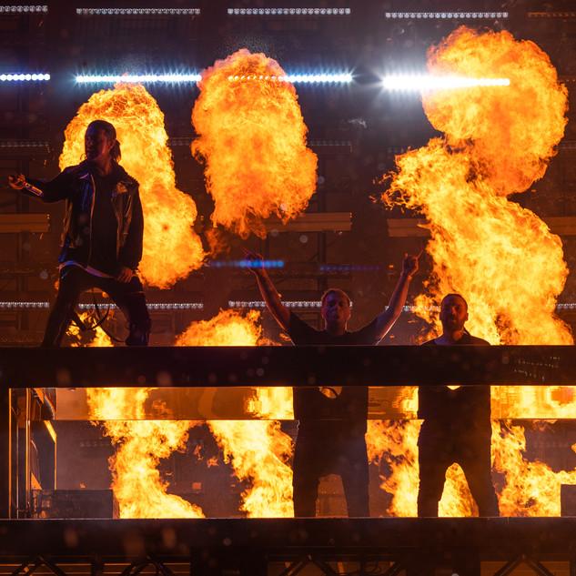 Swedish House Mafia Concert Miami