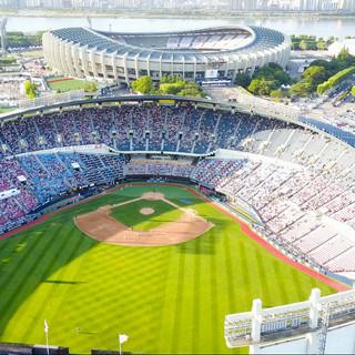 korea drone photography