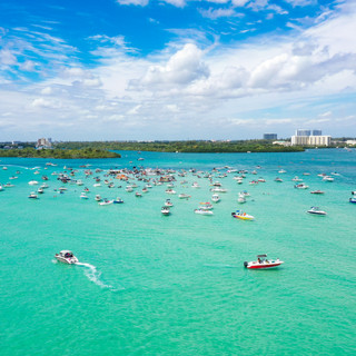 Miami Sandbar Landscape Photography