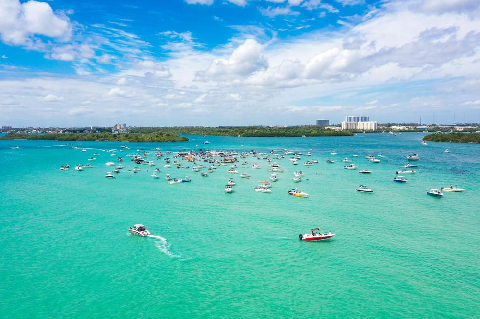 Miami Sandbar Landscape Photography