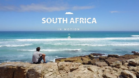 SOUTH AFRICA IN MOTION