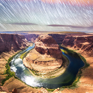 Horseshoe Bend Landscape Photography