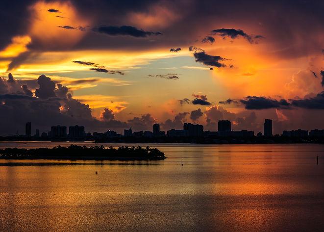 Miami Time-Lapse Photography