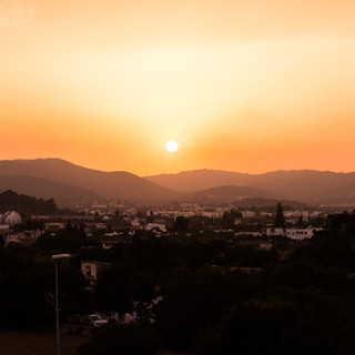 Ibiza Landscape