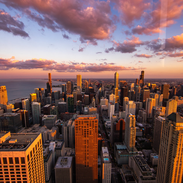 chicago drone photography