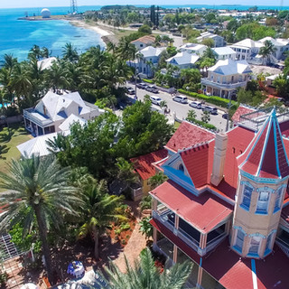 key west drone photography