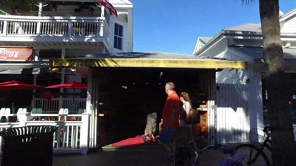 Duval Street Key West, FL Stock Video