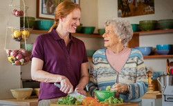 Meal prep, home assistance