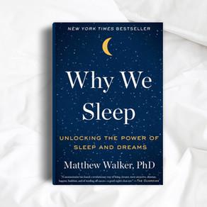 【6月读书笔记】我们为什么要睡觉