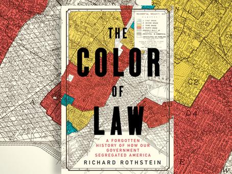 【5月读书笔记】法律的颜色