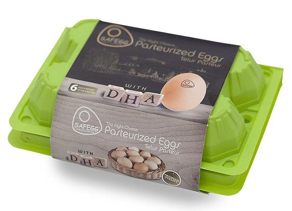 Pasteurized DHA Shell Egg (DHA)
