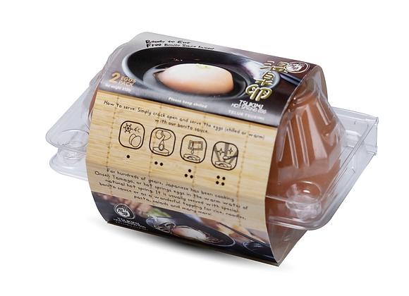 Tsukimi Onsen Egg