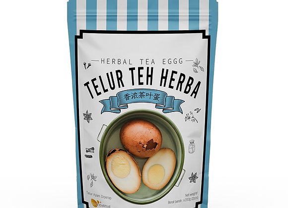 Herbal Tea Egg