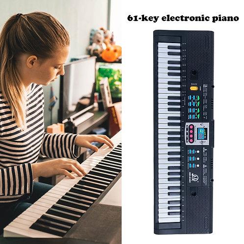 61 Keys Portable Keyboard