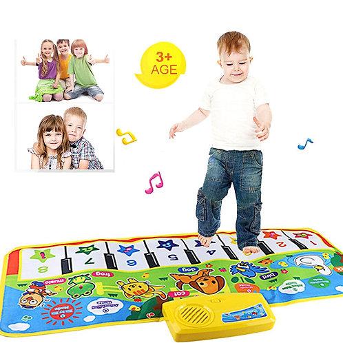 Educational Floor Mat Piano