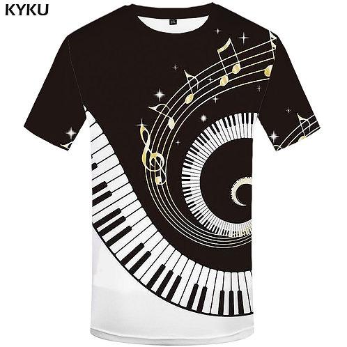 Swirl Music T-Shirt