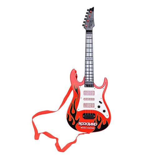 Electric Guitar Educational Toy