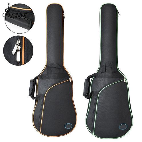 Electric Guitar Case Colorful Edge Gig Bag