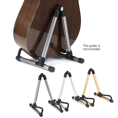 Universal Foldable Folding Lightweight Stringed Instrument Stand