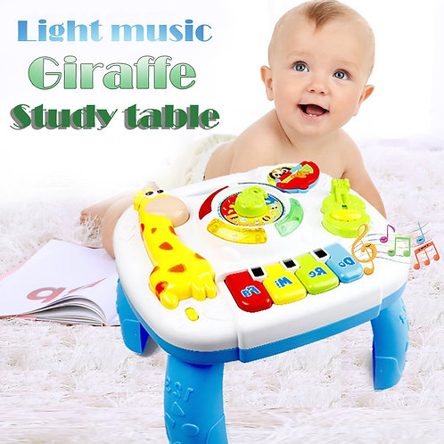 Educational Baby Learning Table