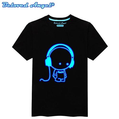 Children's Headphones T-Shirt