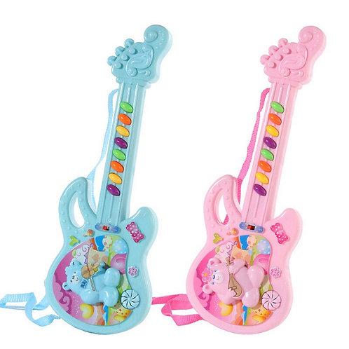 Children's Electric Guitar Sound Light Toy