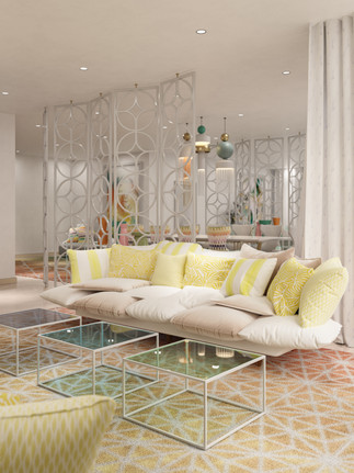 Photoreal Render from Flat in Dubai