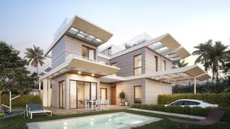 Residential complex (Bétera, Spain)