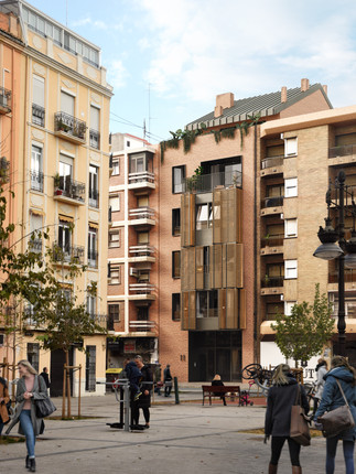 Residential building (Valencia, Spain)