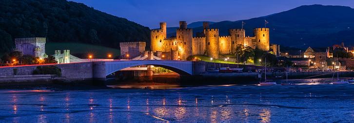 Conway Castle - North Wales
